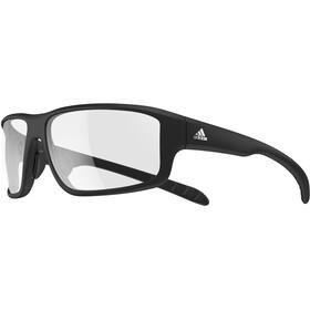 adidas Kumacross 2.0 - Lunettes cyclisme - gris/noir
